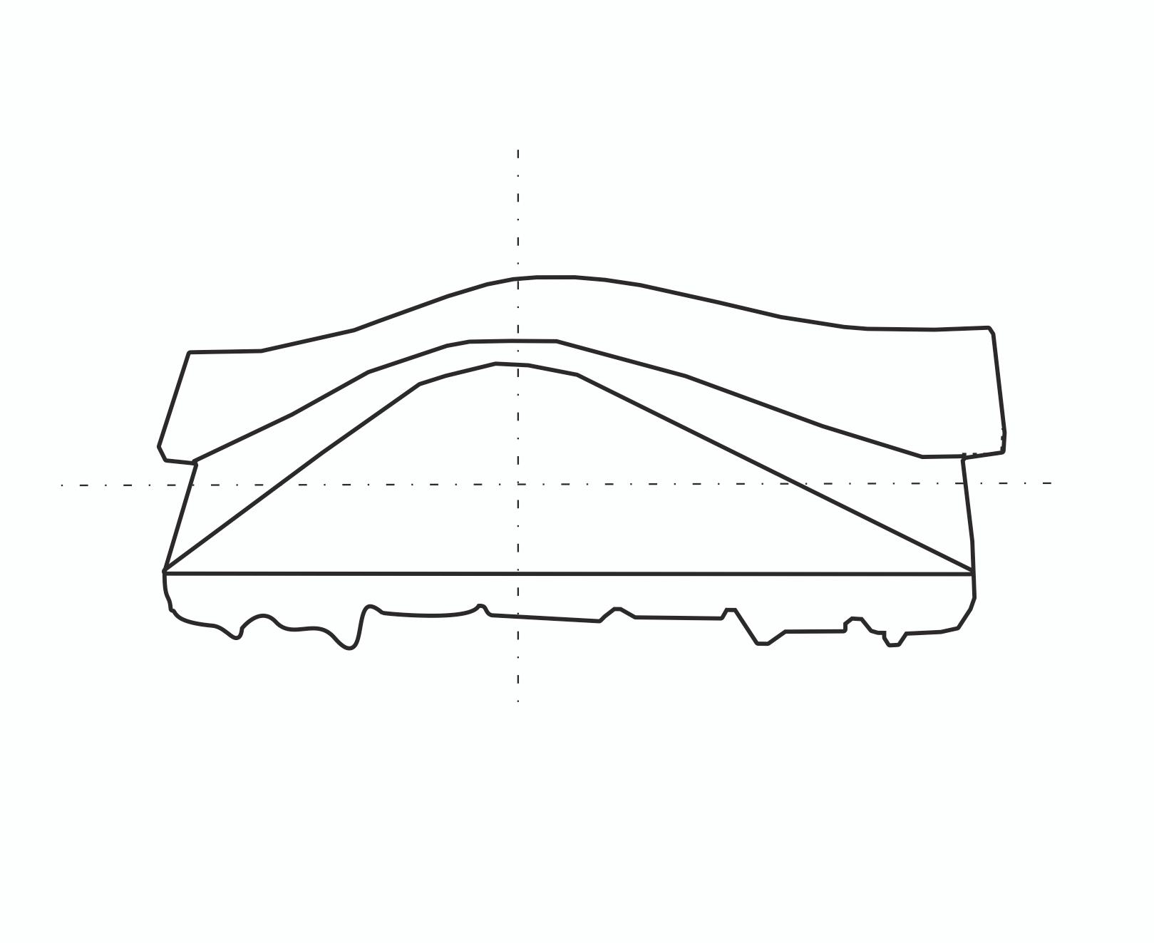 Накаточный башмак «Горбуша»